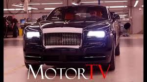 the motoring world goodwood bentley car factory rolls royce cars manufacturing plant l goodwood