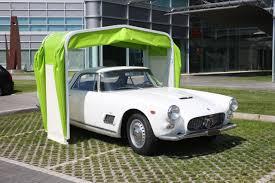 box auto modulare box modulare snails cover for vehicles
