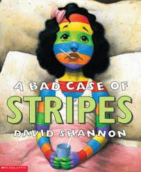 2nd grade books to read a bad of stripes by david shannon