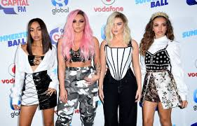 lyrica anderson and meagan good little mix at capital u0027s summertime ball in london 06 10 2017