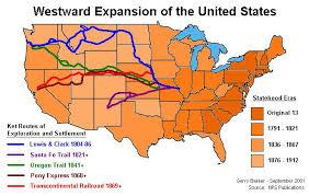 westward expansion historia magistra