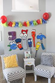 14 handy manny birthday party images birthday