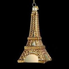 black eiffel tower glass ornament 10 00 accessories