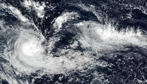Be Right Back Bookend Sees Tropical Cyclone Donna And Ella U0027bookend U0027 Fiji