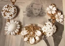 diy bracelet vintage images Dishfunctional designs vintage costume jewelry upcycled repurposed jpg