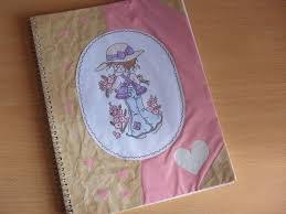 como forrar un cuaderno con tela youtube forra tus cuadernos estilo 2 vintage youtube