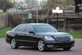 lexus gx custom ia considering selling 2004 ls430 custom luxury black on black
