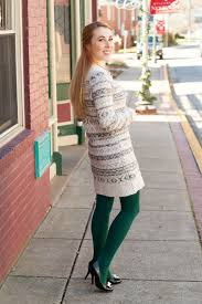 sweater dress and fair isle sweater dress green tights 1000 nordstrom giveaway
