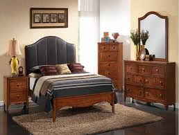 marvelous country bedroom style with red bedding style and