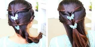 tutorial rambut tutorial rambut panjang praktis romantis vemale com