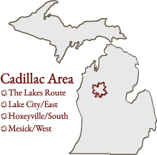 fall color routes northern michigan trail maps