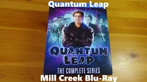 quantum leap the film quantum leap the complete series on blu ray youtube