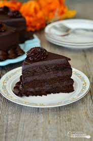 ultimate homemade chocolate cake my recipe confessions