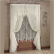 Lace Valance Curtains Bedroom Jcp Curtains Beautiful Smart Ideas Lace Curtains