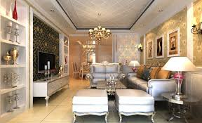 Livingroom Lighting Luxury Living Rooms Luxury America Villa Living Room Interior