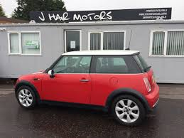 Mini Cooper Info J Hair Motors Specialist Used Car Dealer In Based In Bangor