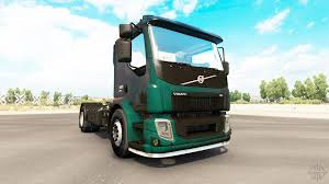 volvo hd trucks volvo vm 330 for american truck simulator