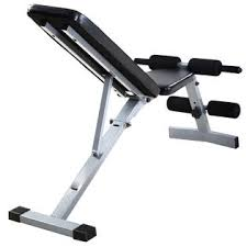 Adjustable Abdominal Bench Costway Adjustable Foldable Sit Up Ab Incline Abs Bench Flat