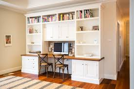 Home Office Bookcase Wall Units Astonishing Bookshelves And Desk Built In Built In