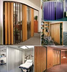 Custom Room Dividers by Custom Accordion Doors Room Dividers