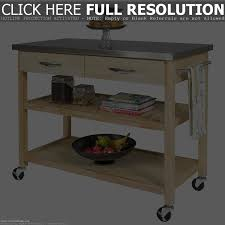 stainless steel portable kitchen island home decoration ideas