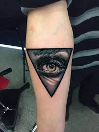 collection of 25 beautiful triangle eye on ribs