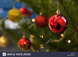 tree decorations uk stock photo royalty free image