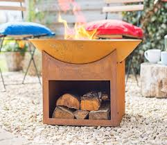 Firepits Co Uk La Hacienda Fasa Firepit Gardensite Co Uk