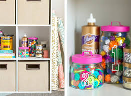 How To Organize Craft Room - craft room storage and organization