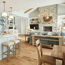 is livingroom one word one word to describe this rustic coastal chic living room