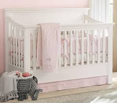 Pottery Barn Convertible Crib Pottery Barn Larkin 4 In 1 Convertible Crib From Pottery Barn
