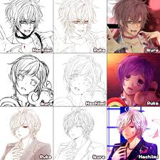diabolik lovers subaru eyes diabolik explore diabolik on deviantart