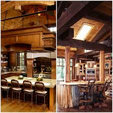 rustic and modern kitchen rustic kitchens