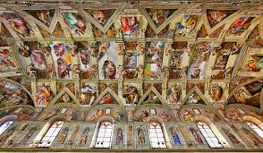 rome in a day house of coco sistine chapel ceiling 1