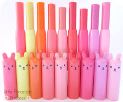 little porcelain princess review tony moly petite bunny gloss bar