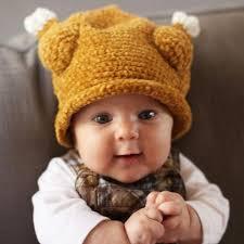 turkey baby hat