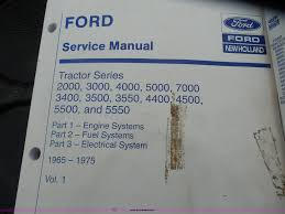 ford 3550 tractor item h3226 sold may 29 ag equipment a