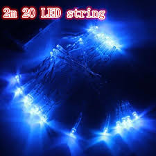 led garland christmas lights 2m 20led 3xaa battery operated led strings led garland string lights