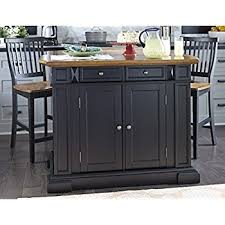black distressed kitchen island home styles 5003 948 kitchen island with stool black
