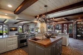 Brick Floor Kitchen by Photo Page Hgtv