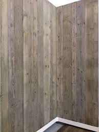wood wall cladding interior sound absorbing oxidised grey