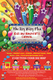 itsy bitsy flea kids u0026 crafts fun carnival