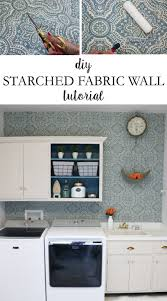 temporary wallpaper starched fabric sincerely sara d