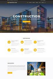 website design 64645 construction company custom website design