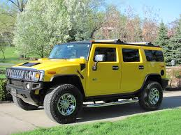 jeep cherokee yellow diocustoms 2003 hummer h2 specs photos modification info at