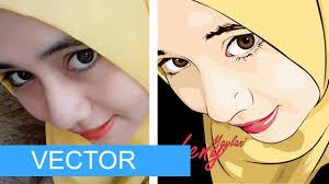 tutorial efek vektor di photoshop cara membuat vektor vexel dengan photoshop dengan mudah untuk pemula