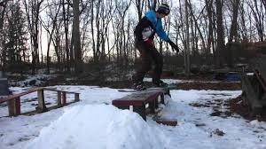 backyard snowboard park ideas backyard fence ideas