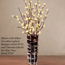 battery operated lighted branches decorating beautiful lighted branches for home accessories ideas
