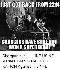 Chargers Raiders Meme - 25 best memes about raiders raiders memes