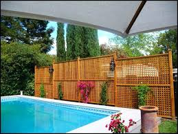 colourbond fence privacy screen google search swimming pool